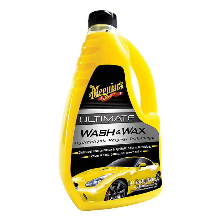 Image of Meguiar's PH Neutral Shampoo, Meguiar's Wash and Wax