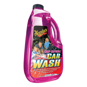 Deep Crystal Car Wash shampoo