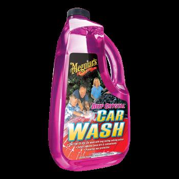Deep Crystal Car Wash shampoo
